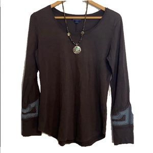 Pendleton Embroidered Long Sleeve Shirt